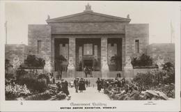 Wembley British Empire Exhibition Government Building Photo Campbell Gray - Non Classés