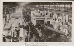 Wembley British Empire Exhibition Interior Palace Of Engineering Photo Campbell Gray - Angleterre