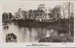 Wembley British Empire Exhibition Canadian Pavilion Photo Campbell Gray - Non Classés