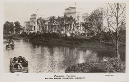 Wembley British Empire Exhibition Canadian Pavilion Photo Campbell Gray - Angleterre