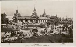 Wembley British Empire Exhibition Burmah Photo Campbell Gray - Non Classés