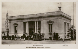 Wembley British Empire Exhibition Newfoundland Photo Campbell Gray - Angleterre