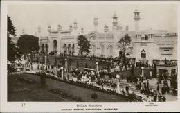 Wembley British Empire Exhibition Indian Pavilion Photo Campbell Gray - Non Classés