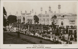 Wembley British Empire Exhibition Indian Pavilion Photo Campbell Gray - Angleterre