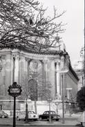 1963 COURS LA REINE PARIS FRANCE 35mm  AMATEUR NEGATIVE NOT PHOTO NEGATIVO NO FOTO - Other