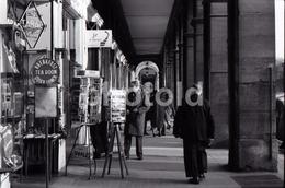 1963 TABAC PARIS FRANCE 35mm  AMATEUR NEGATIVE NOT PHOTO NEGATIVO NO FOTO - Other
