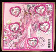 FRANKREICH  Mi.Nr. 4584 Grußmarken: Valentinstag - Used - Oblitérés