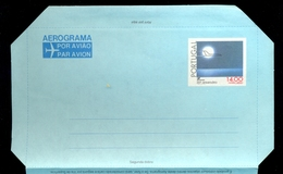 PORTUGAL * AEROGRAMME AEROGRAM AIR LETTER STATIONERY * 35 YEARS TAP AIRLINES AIR PORTUGAL * MINT - Postal Stationery