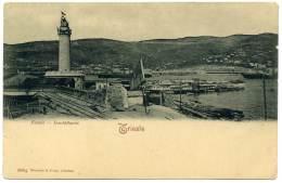 R.147.  TRIESTE - Fanale - Faro - Lighthouse - Leuchtthurm - Trieste