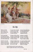 AK Gabriel Seidl - Die Uhr - Künstlerkarte A. Broch - 1917 (28463) - Literatur