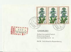 BDR R-CV 1978 MEF REGENSBURG - BRD