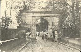 Ligny En Barrois Porte Et Rue De Strasbourg - Ligny En Barrois