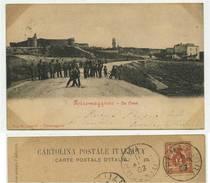 Torremaggiore (Foggia) - Da Ovest - Viaggiata 1903 (Fot.M.Lipartiti - Foggia
