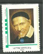 Timbre Adhésif Saint Vincent De Paul - Personalizzati (MonTimbraMoi)