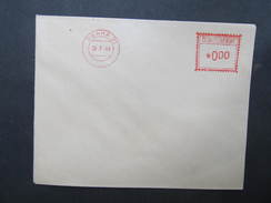 BRIEF Praha 021 1948 Frankotype Freistempel Postfreistempel  /// O8309 - Czechoslovakia
