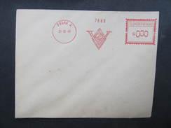 BRIEF Praha 4 Horse 1948 Frankotype Freistempel Postfreistempel  /// O8327 - Briefe U. Dokumente