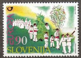 Slovenia 1998 Mi#225 Mint Never Hinged - Slovénie