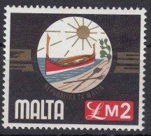 Malta 1976 Mi#524 Mint Hinged - Malta