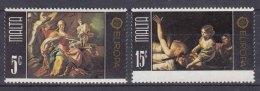 Malta 1975 Mi#512-513 Mint Never Hinged - Malta