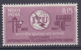 India 1965 Mi#386 Mint Never Hinged - Inde