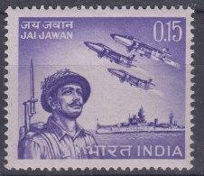 India 1966 Mi#407 Mint Never Hinged - Inde