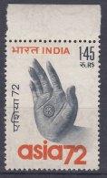 India 1972 Mi#549 Mint Never Hinged