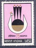 India 1973 Mi#552 Mint Never Hinged