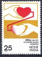 India 1976 Mi#695 Mint Never Hinged