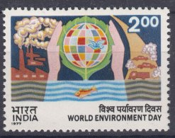 India 1977 Mi#726 Mint Never Hinged
