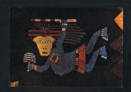 PERU -PEROU Fragmento De Una Tela De PARACAS Aprox Dos Mil Anos De Antiguedad -  -Paypal Free - Peru