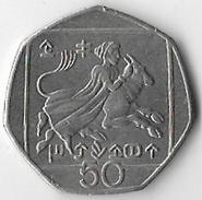 Cyprus 2004 50c [C388/1D] - Cyprus