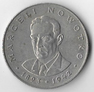 Poland 1976 20 Zloty Nowotko (2) [C390/1D] - Poland
