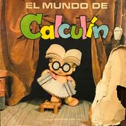 LP Argentino El Mundo De Calculín Año 1976 - Kinderen