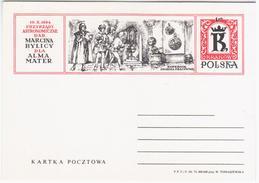 Poland 1973 Krakow, Nicolaus Copernicus, Mikolaj Kopernik - Interi Postali