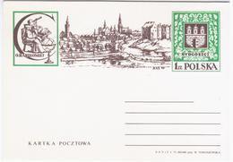 Poland 1973 Bydgoszcz, Nicolaus Copernicus, Mikolaj Kopernik - Interi Postali