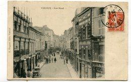 CPA  55  : VERDUN Rue Mazel   VOIR  DESCRIPTIF §§§ - Verdun