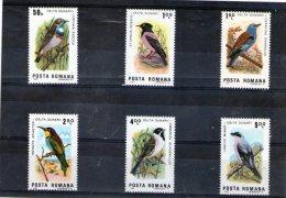 1983 - Oiseaux Du Delta Du Danube Mi 3966/3971 Et Yv 3450/3455 MNH - 1948-.... Republiken