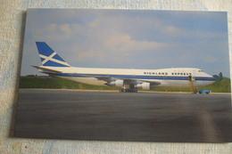 HIGHLAND EXPRESS  B 747   N14939 - 1946-....: Moderne