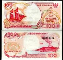 Indonesie (1992)  - 100 Rupiah - P 127   UNC - Indonésie