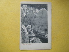 OBERGOMS. La Grotte De Glace. - VS Valais