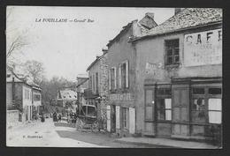 LA FOUILLADE - Grand Rue - Otros Municipios
