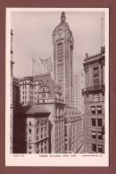 USA - NEW YORK - Singer Building - Rotary Photo - Autres Monuments, édifices
