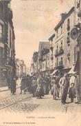 NANTES - La Rue Du Marchix ( Belle Animation ) - Nantes