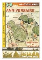 50e Anniversaire Du Débarquement - (06-06-1944 - 06-06-1994) - Le Jour Le Plus Long - Longest Day - [Normandie] - Eventi