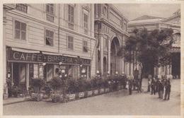 (02) CARTOLINA - GENOVA - CAFFE' RISTORANTE BIRRERIA STELLA - PIAZZA ACQUAVERDE - STAZIONE PRINCIPE - Genova