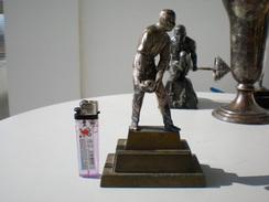 Statue Trophy Bowling - Bowling