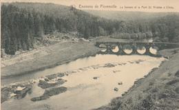 Environs De Florenville - La Semois Et Le Pont St. Nicolas à Chiny - NELS - Chiny