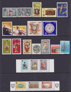 Europa Cept 1976 Year Set 27 Countries + M/s (see Scan, What You See Is What You Get)  ** Mnh (35488) - 1972