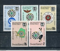 Swaziland 1986. Yvert 507-11 ** MNH. - Swaziland (1968-...)