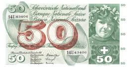 """50 Francs Suisse """"cuillette Des Pommes"""" Du 21 Décembre 1961 TBC - Suiza"""